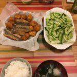 娘に残す料理レシピ'180205晩ご飯【ちょっと休憩】