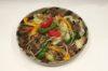 今日の主夫ご飯:ラム肉の野菜炒め(つまりジンギスカン風)