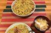 娘に残す料理レシピ'180131晩ご飯【オイル系パスタ】【白菜のスープ】
